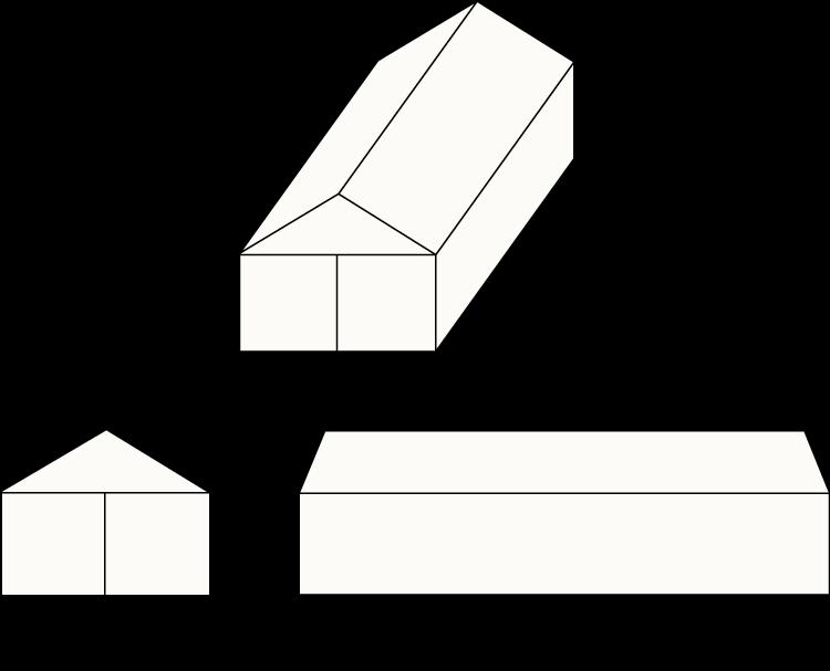 Maße der Zelte Webansicht - Party-Service Rohringer